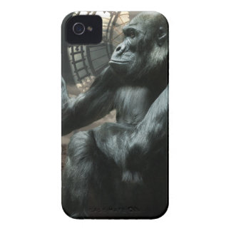 Crazy Ape Gorilla Animal Case-Mate iPhone 4 Cases