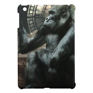Crazy Ape Gorilla Animal iPad Mini Covers