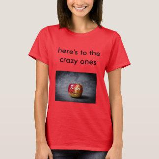 crazy apple T-Shirt