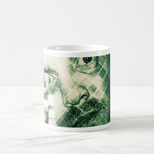 crazy art Mug Wrap-Image