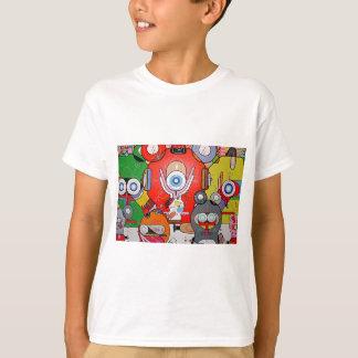 crazy art T-Shirt