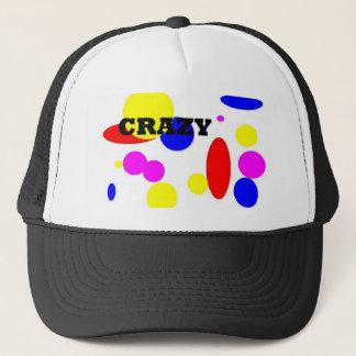 Crazy Art Trucker Hat