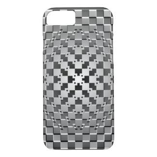 Crazy Artistic Optical Illusion iPhone 7 Case