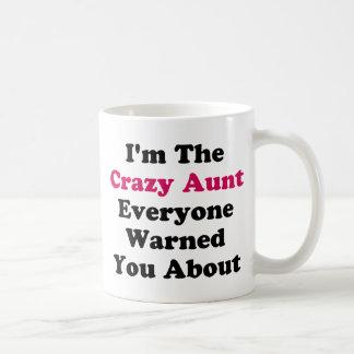 Crazy Aunt Coffee Mug