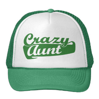 Crazy Aunt Trucker Hat