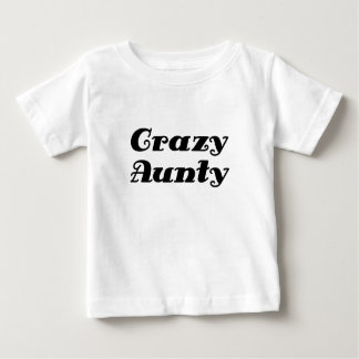 Crazy Aunty Baby T-Shirt