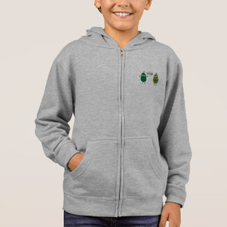 crazy avocado undresses hoodie