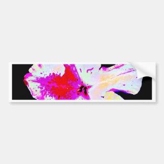Crazy Azalea Bumper Sticker