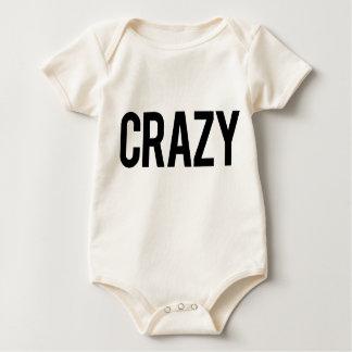 Crazy Baby Shirt (White)