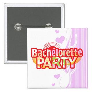 crazy bachelorette party wild retro vintage crazy buttons