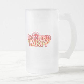 crazy bachelorette party wild retro vintage crazy coffee mug