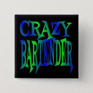 Crazy Bartender Button