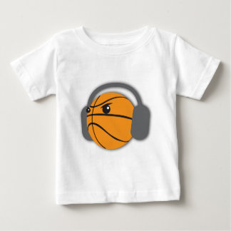 Crazy Basketball Baby T-Shirt