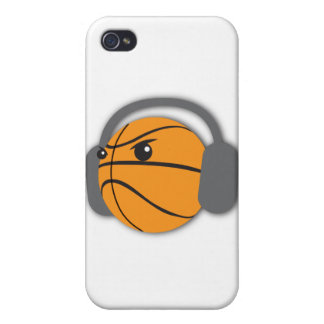 Crazy Basketball Case For iPhone 4