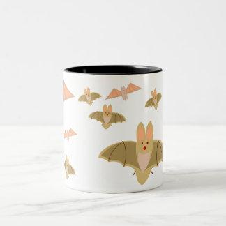 Crazy Bats Coffee Mug