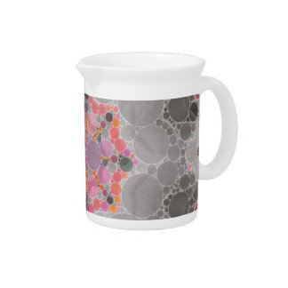 Crazy Beautiful Abstract Drink Pitcher