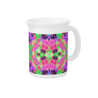 Crazy Beautiful Abstract Drink Pitchers