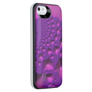 Crazy Beautiful Abstract iPhone/5s Battery Case Uncommon Power Gallery™ iPhone 5 Battery Case