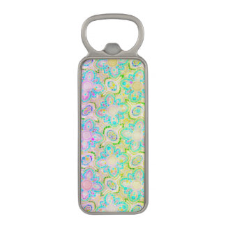 Crazy Beautiful Abstract Magnetic Bottle Opener