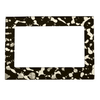 Crazy Beautiful Abstract Magnetic Picture Frame