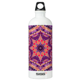 Crazy Beautiful Abstract Pattern SIGG Traveler 1.0L Water Bottle