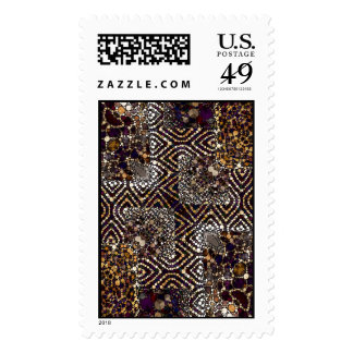 Crazy Beautiful Abstract Pattern Stamps