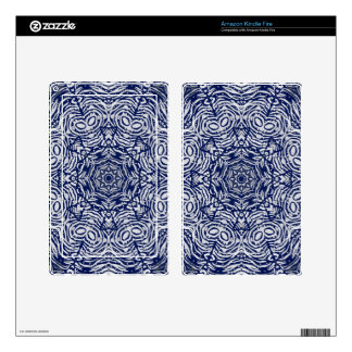 Crazy Beautiful Abstract Skin For Kindle Fire