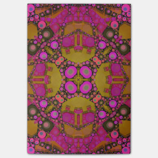 Crazy Beautiful Abstract Post-it® Notes