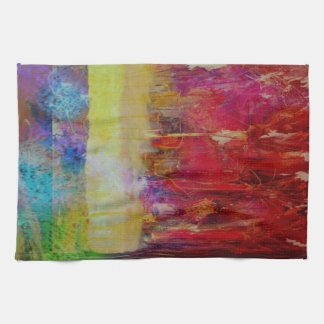 Crazy Beautiful Abstract Towels