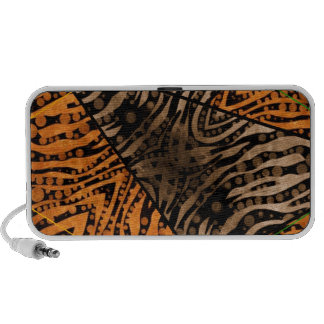 Crazy Beautiful Abstract Travel Speaker