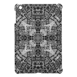 Crazy Beautiful Black&White Abstract iPad Mini Cover
