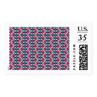 Crazy Beautiful Intelligent Incredible Postage Stamp