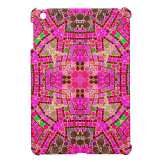 Crazy Beautiful Pink Abstract iPad Mini Covers