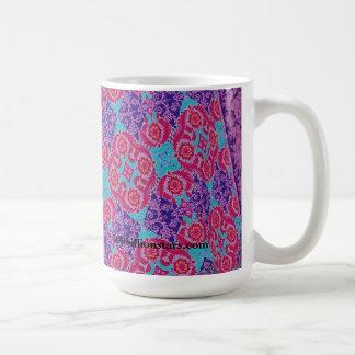 Crazy Beautiful Quilt Mug