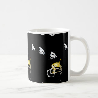 Crazy Bikers in the Dark! Coffee Mug