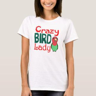 Crazy bird lady T-Shirt