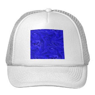 crazy_blue_swirlz trucker hat