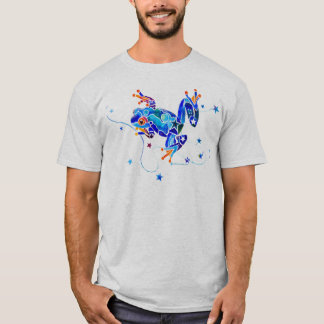 CRAZY BLUE TREE FROGS T-Shirt
