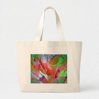 Crazy Calla Lilies jpg Tote Bag