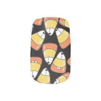 Crazy Candy Corn Minx® Nail Wraps