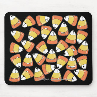 CRAZY Candy Corn! Mouse Pad