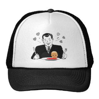 Crazy Cannibal Hat
