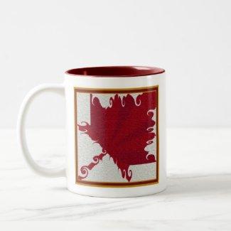 CRAZY CANUCK CUP mug