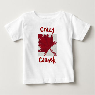 CRAZY CANUCK Infant Baby T-Shirt