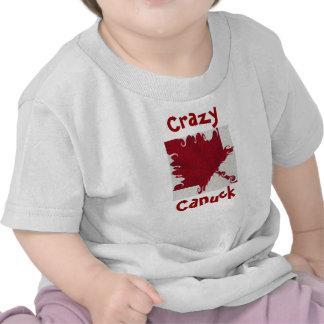 CRAZY CANUCK Infant Shirt