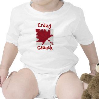 CRAZY CANUCK Infant Tshirt