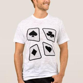Crazy Cards - B&W T-Shirt