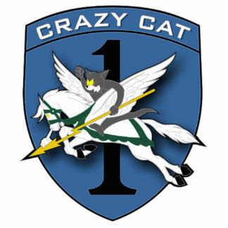 Crazy Cat Aviation 1 Cutout