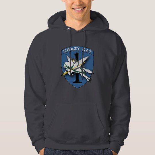Crazy Cat Aviation 1 Hoodie