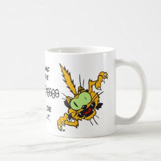 Crazy Cat Demand Coffee Coffee Mug